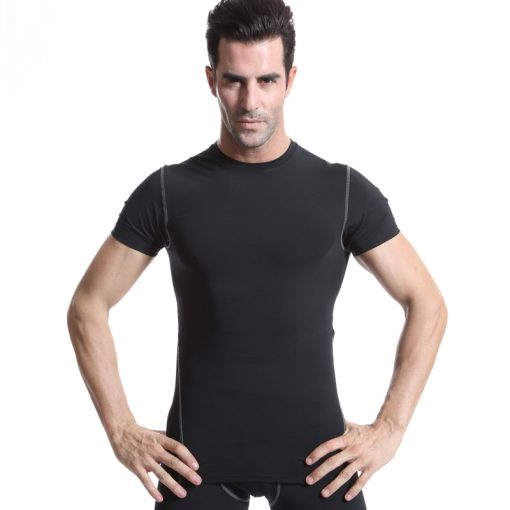 Comfortable Quick Drying Compressive Sports Men's T-Shirt - AwesomeGraphix.com - T-Shirts, Caps, Mugs, Baby Onesies, Wall Art and more!