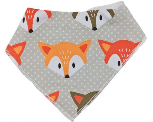 Animals Printed Bibs for Babies - AwesomeGraphix.com - T-Shirts, Caps, Mugs, Baby Onesies, Wall Art and more!