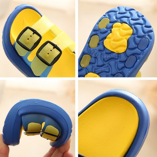 Kid's Non-Slip Flips Flops - AwesomeGraphix.com - T-Shirts, Caps, Mugs, Baby Onesies, Wall Art and more!