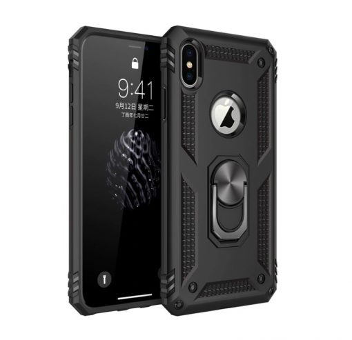 Shockproof Armor Kickstand Case for iPhone - AwesomeGraphix.com - T-Shirts, Caps, Mugs, Baby Onesies, Wall Art and more!