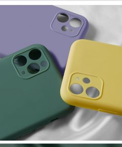 Soft Shockproof Full Protective Case for iPhone - AwesomeGraphix.com - T-Shirts, Caps, Mugs, Baby Onesies, Wall Art and more!