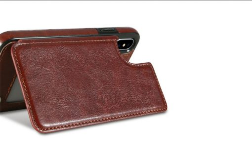 Colorful Leather Wallet Case for iPhone - AwesomeGraphix.com - T-Shirts, Caps, Mugs, Baby Onesies, Wall Art and more!