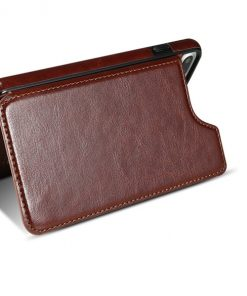 Learher Flip Wallet Case for iPhone - AwesomeGraphix.com - T-Shirts, Caps, Mugs, Baby Onesies, Wall Art and more!
