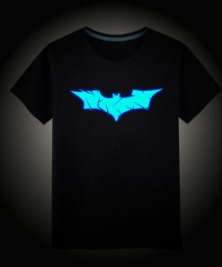 Kid's Black T-Shirts With Luminous Prints - AwesomeGraphix.com - T-Shirts, Caps, Mugs, Baby Onesies, Wall Art and more!