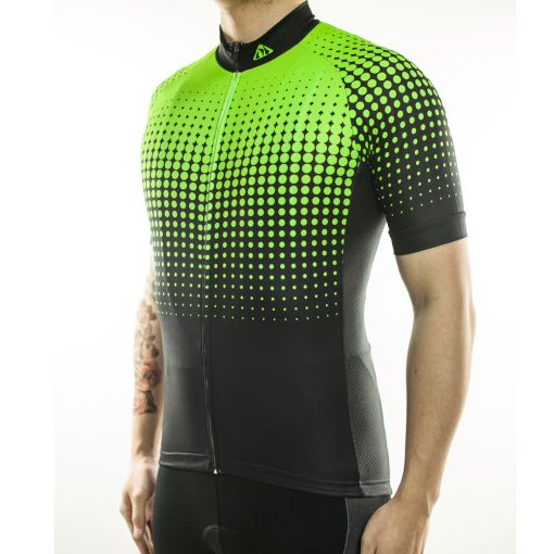 Professional Sports Quick-Drying Men's Cycling Jersey - AwesomeGraphix.com - T-Shirts, Caps, Mugs, Baby Onesies, Wall Art and more!