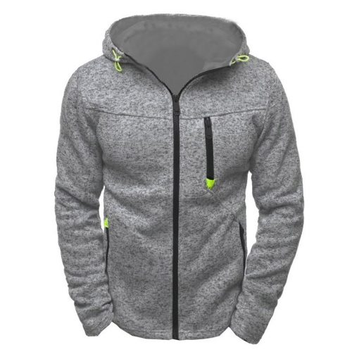 Men's Long Sleeve Sports Hoodie - AwesomeGraphix.com - T-Shirts, Caps, Mugs, Baby Onesies, Wall Art and more!