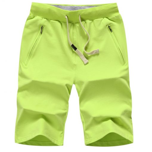 Men's Summer Knee Length Sports Shorts - AwesomeGraphix.com - T-Shirts, Caps, Mugs, Baby Onesies, Wall Art and more!