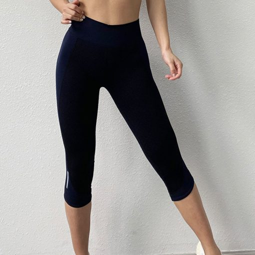 Women's Sports Yoga Capris - AwesomeGraphix.com - T-Shirts, Caps, Mugs, Baby Onesies, Wall Art and more!