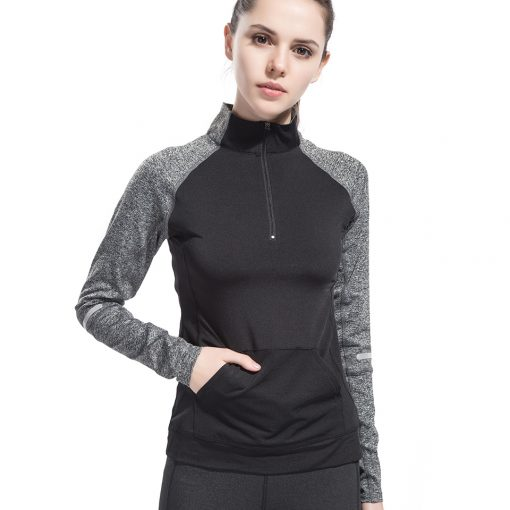 Fashion Breathable Windproof Sports Women's Pull-On Jacket - AwesomeGraphix.com - T-Shirts, Caps, Mugs, Baby Onesies, Wall Art and more!