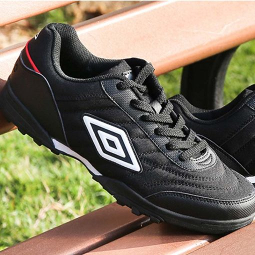 Breathable Men's Football Shoes - AwesomeGraphix.com - T-Shirts, Caps, Mugs, Baby Onesies, Wall Art and more!