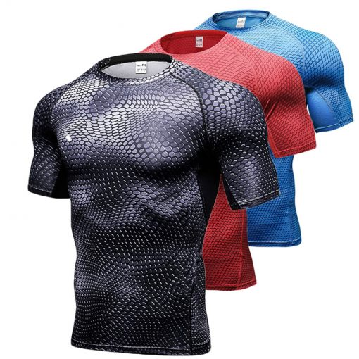 Men's Web Print Compression T-Shirt/Leggings - AwesomeGraphix.com - T-Shirts, Caps, Mugs, Baby Onesies, Wall Art and more!
