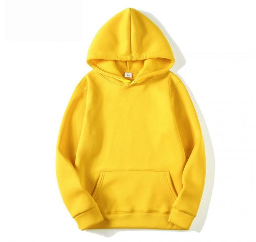 Men's Solid Color Hoodie - AwesomeGraphix.com - T-Shirts, Caps, Mugs, Baby Onesies, Wall Art and more!