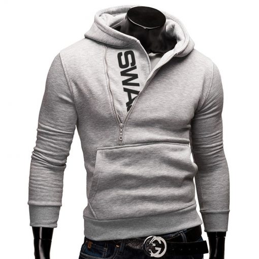 Men's Sports Cotton Hoodie - AwesomeGraphix.com - T-Shirts, Caps, Mugs, Baby Onesies, Wall Art and more!