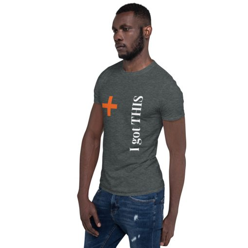 I got THIS - Inspiring Short-Sleeve Unisex T-Shirt - AwesomeGraphix.com - T-Shirts, Caps, Mugs, Baby Onesies, Wall Art and more!