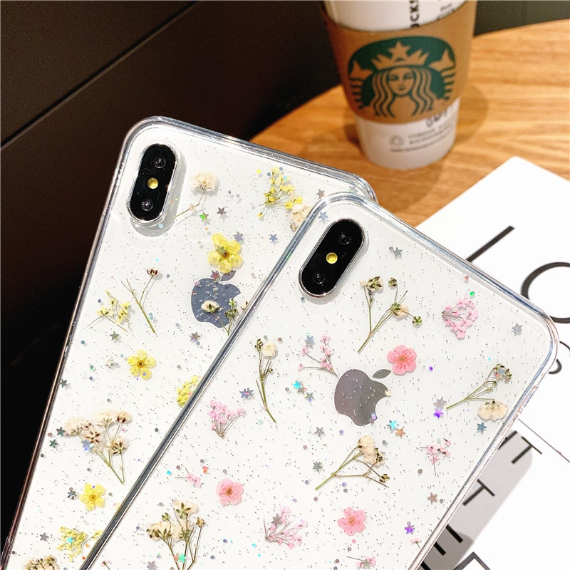 Dry Flowers Case for iPhone