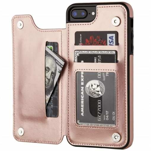 Colorful Flip Wallet Case for iPhone - AwesomeGraphix.com - T-Shirts, Caps, Mugs, Baby Onesies, Wall Art and more!