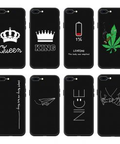 Black Silicone Phone Case for iPhone - AwesomeGraphix.com - T-Shirts, Caps, Mugs, Baby Onesies, Wall Art and more!